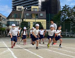 幼稚園・保育園・小学校の授業