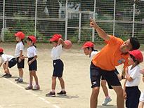ドッジボール・団体競技